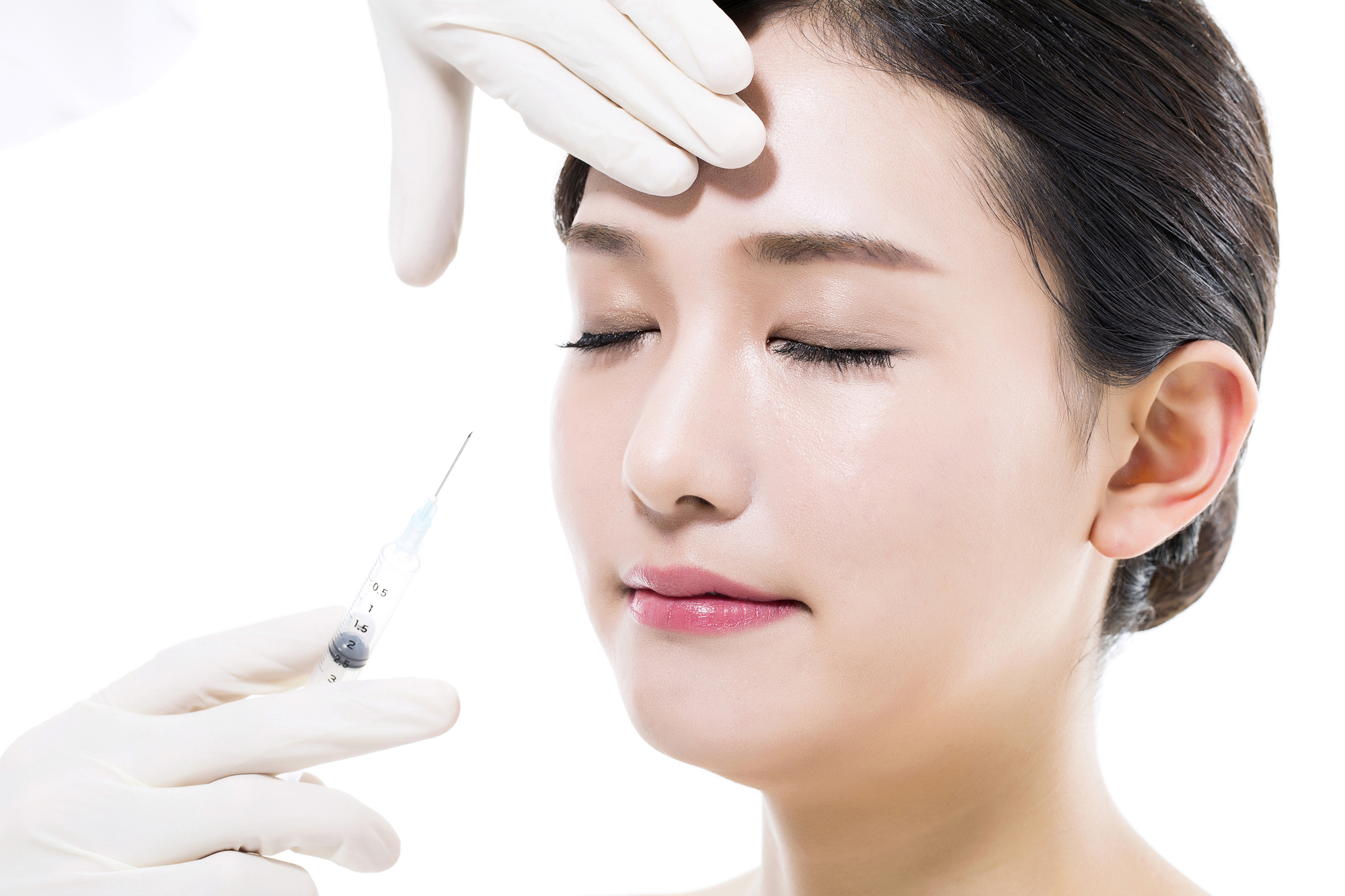 Plastic Surgery/ Cosmetic Injection in the Asian Female Face