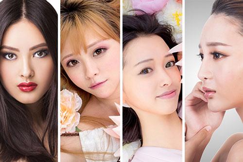 """今年の""""なりたい顔""""は誰?美容外科的「顔トレンド」分析"""