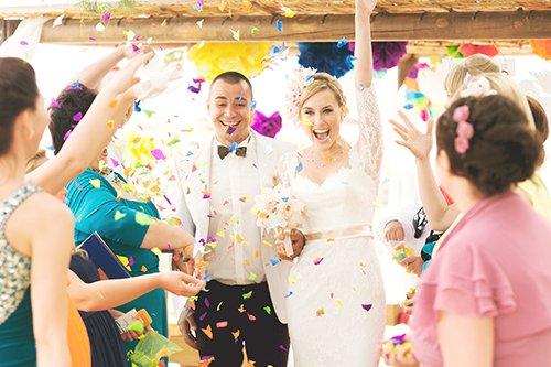93%の花嫁が「結婚式前にはエステに行く」と回答!