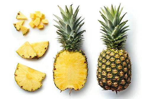 パイナップルを取り入れる時の選び方