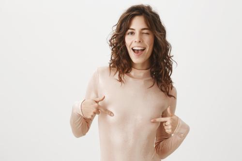 乳頭・乳輪の平均的なサイズは?