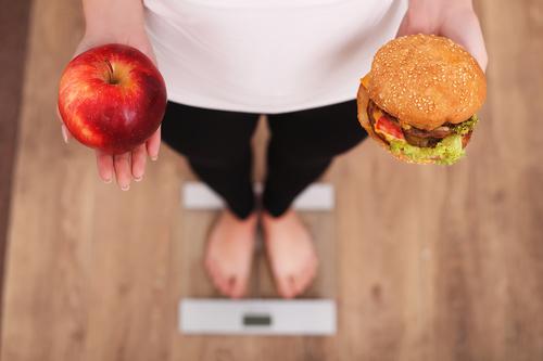 2つの体脂肪